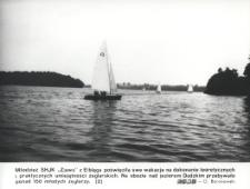 Żeglarstwo nad jeziorem Dudzkim
