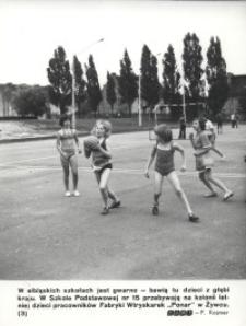 Wakacje dzieci