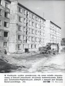 Osiedle Świerczewskiego w Kwidzynie