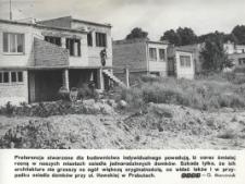 Budownictwo jednorodzinne w Prabutach