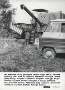 Pogotowie Techniczne POM w Gronowie Elbląskim
