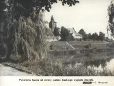 Panorama Susza od strony jeziora Suskiego