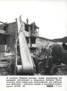 Osiedle mieszkaniowe dla pedagogów w Kamienicy Elbląskiej