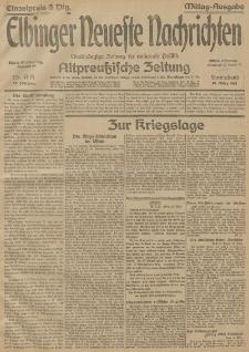 Elbinger Neueste Nachrichten, Nr.71 Sonnabend 13 März 1915 67. Jahrgang