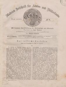 Globus. Illustrierte Zeitschrift für Länder...Bd. XXXVI, Nr.8, 1879