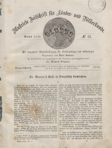 Globus. Illustrierte Zeitschrift für Länder...Bd. XXIX, Nr.13, 1876