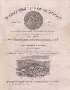 Globus. Illustrierte Zeitschrift für Länder...Bd. XXIII, Nr.4, 1873