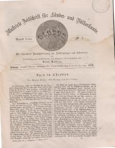 Globus. Illustrierte Zeitschrift für Länder...Bd. XXIII, Nr.7, 1873