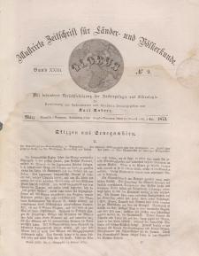 Globus. Illustrierte Zeitschrift für Länder...Bd. XXIII, Nr.9, 1873