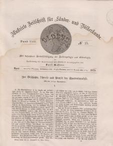 Globus. Illustrierte Zeitschrift für Länder...Bd. XXIII, Nr.15, 1873