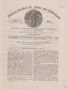 Globus. Illustrierte Zeitschrift für Länder...Bd. XLII, Nr.6, 1882