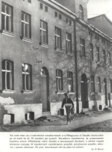 Budynek przy ul. Związku Jaszczurczego w Elblągu