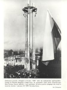 """Pomnik """"Poległych w Grudniu 1970"""""""