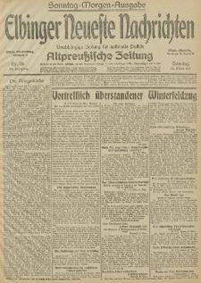 Elbinger Neueste Nachrichten, Nr.86 Sonntag 28 März 1915 67. Jahrgang