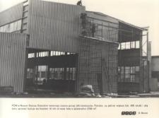 Budowa hali do naprawy kombajnów w Nowym Dworze Gdańskim
