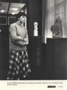 Wystawa elbląskich rzeźbiarzy w KMPiK-u