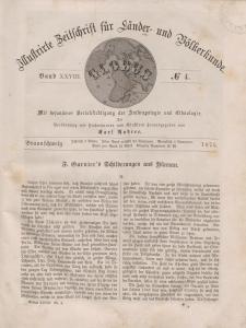 Globus. Illustrierte Zeitschrift für Länder...Bd. XXVIII, Nr.4, 1875