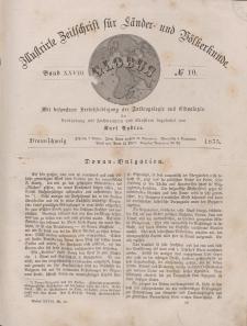 Globus. Illustrierte Zeitschrift für Länder...Bd. XXVIII, Nr.10, 1875