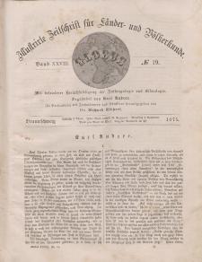 Globus. Illustrierte Zeitschrift für Länder...Bd. XXVIII, Nr.19, 1875