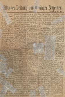 Elbinger Zeitung und Elbinger Anzeigen, Nr. 59 Sonntag 10. März 1895