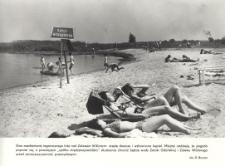 Plaża nad Zalewem Wiślanym