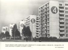Osiedle mieszkaniowe przy ul. Tysiąclecia w Elblągu
