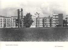 Osiedle mieszkaniowe w Braniewie