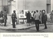 Wystawa poplenerowa uczniów II Liceum Ogólnokształcącego w Elblągu