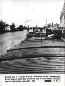 Barki Żeglugi Gdańskiej w Elblągu