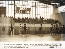 Hala sportowa w Elblągu