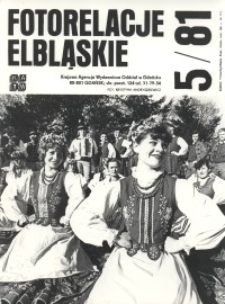 """Zespół taneczny """"Ziemia Elbląska"""""""