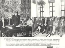 """III Konferencja TKKŚ w Gdańsku (""""Człowiek zabija siebie sam"""")"""