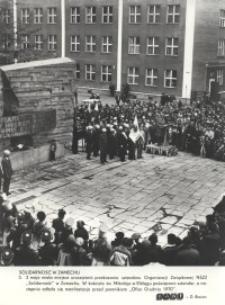 Pomnik Ofiar Grudnia 1970 w Elblągu