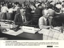 IV Konferencja Sprawozdawczo-Wyborcza Wojewódzkiej Organizacji Partyjnej w Elblągu