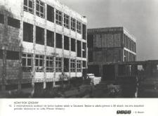 Budowa szkoły w Sztutowie