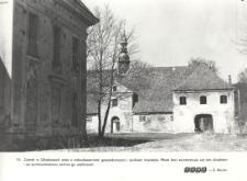 Zamek w Gładyszach