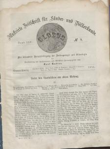 Globus. Illustrierte Zeitschrift für Länder...Bd. XXV, Nr.9a, 1874