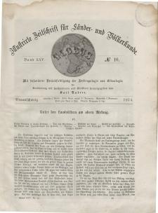 Globus. Illustrierte Zeitschrift für Länder...Bd. XXV, Nr.10, 1874