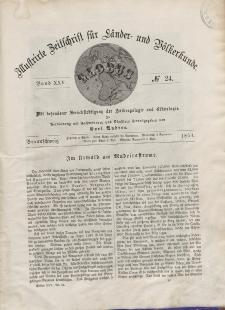 Globus. Illustrierte Zeitschrift für Länder...Bd. XXV, Nr.24, 1874