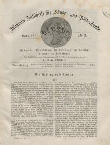 Globus. Illustrierte Zeitschrift für Länder...Bd. XXX, Nr.3, 1876