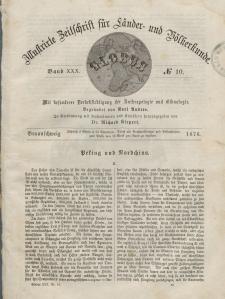 Globus. Illustrierte Zeitschrift für Länder...Bd. XXX, Nr.10, 1876