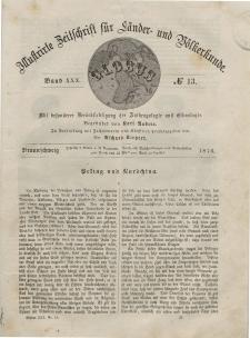 Globus. Illustrierte Zeitschrift für Länder...Bd. XXX, Nr.13, 1876