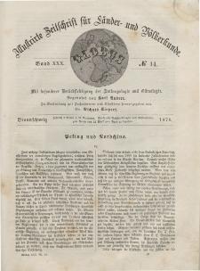 Globus. Illustrierte Zeitschrift für Länder...Bd. XXX, Nr.14, 1876