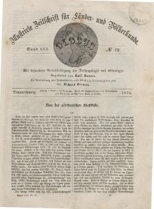 Globus. Illustrierte Zeitschrift für Länder...Bd. XXX, Nr.19, 1876