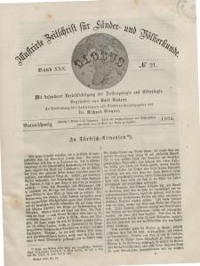 Globus. Illustrierte Zeitschrift für Länder...Bd. XXX, Nr.21, 1876