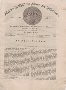 Globus. Illustrierte Zeitschrift für Länder...Bd. XXXI, Nr.8, 1877