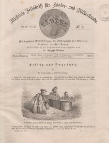 Globus. Illustrierte Zeitschrift für Länder...Bd. XXXI, Nr.9, 1877