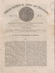 Globus. Illustrierte Zeitschrift für Länder...Bd. XXXI, Nr.15, 1877