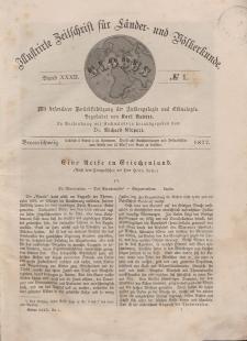 Globus. Illustrierte Zeitschrift für Länder...Bd. XXXII, Nr.1, 1877