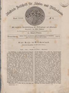 Globus. Illustrierte Zeitschrift für Länder...Bd. XXXII, Nr.6, 1877